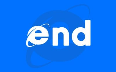Internet Explorer: The End