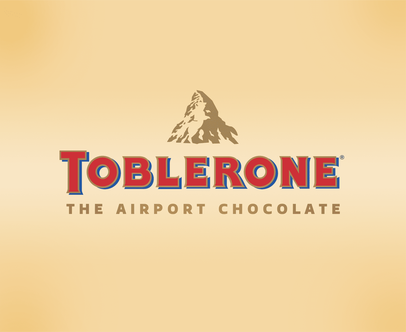 Toblerone - The airport Chocolate