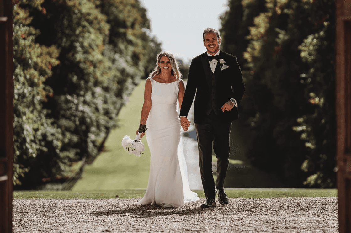 The Wedding of Claire and Nick – Braxted Park Wedding, Braxted, Essex