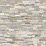 Angelo - Stone Brick Effect - PVC Wall Cladding