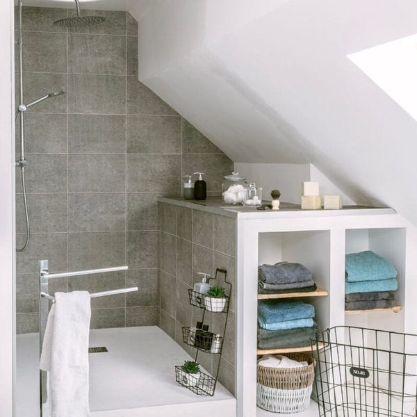 Bombay Stone - Bathroom Effect Tiles