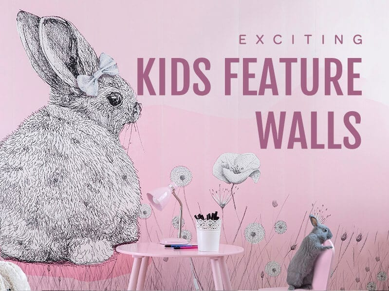 Kids Feature Walls
