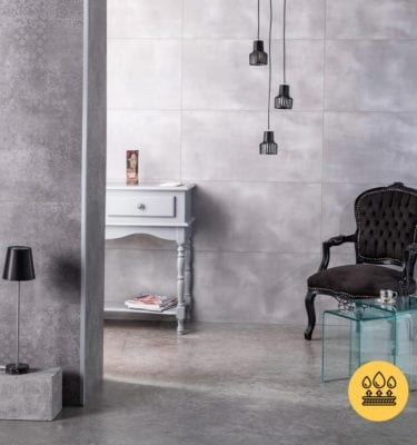 GREY CEMENT TILE EFFECT TARGWALL+