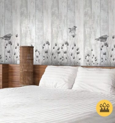 SIBERIA PLOVERS PVC WALL PANEL
