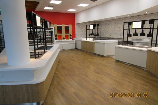 ANGELO RESTAURANT FIT OUT