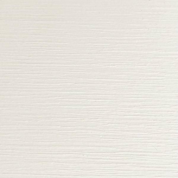 White Exterior Wall Cladding Close Up