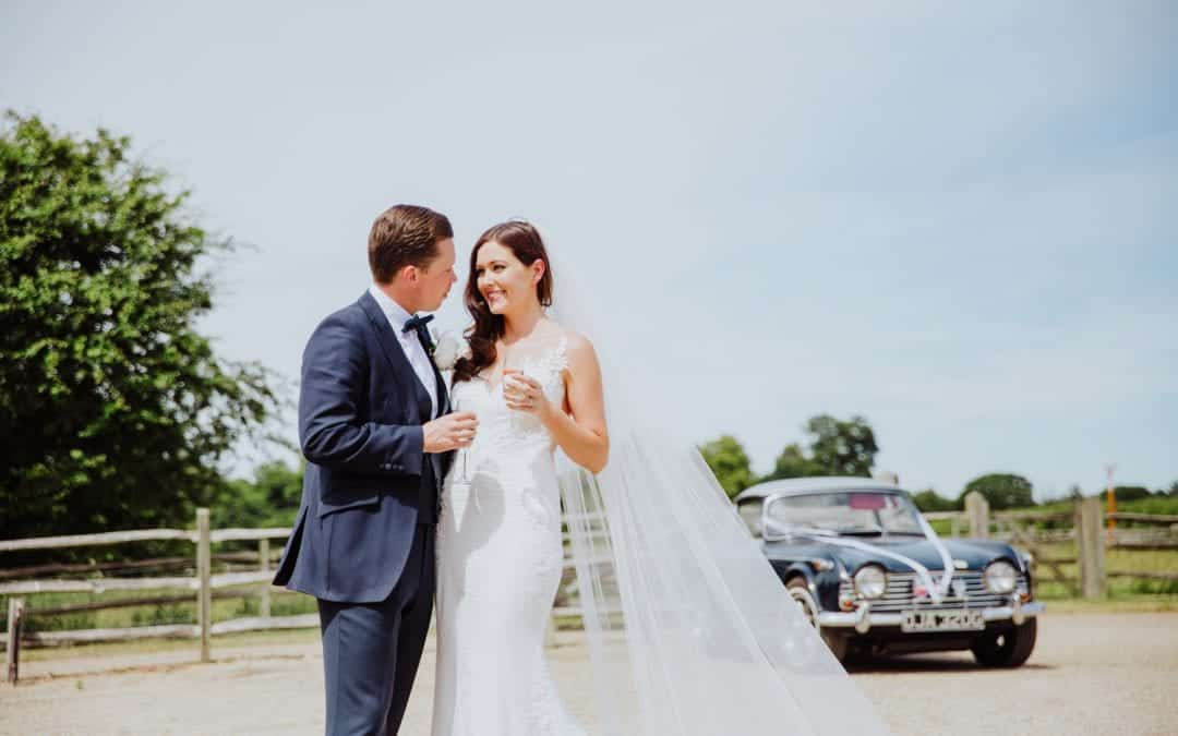 Gaynes Park || June Wedding