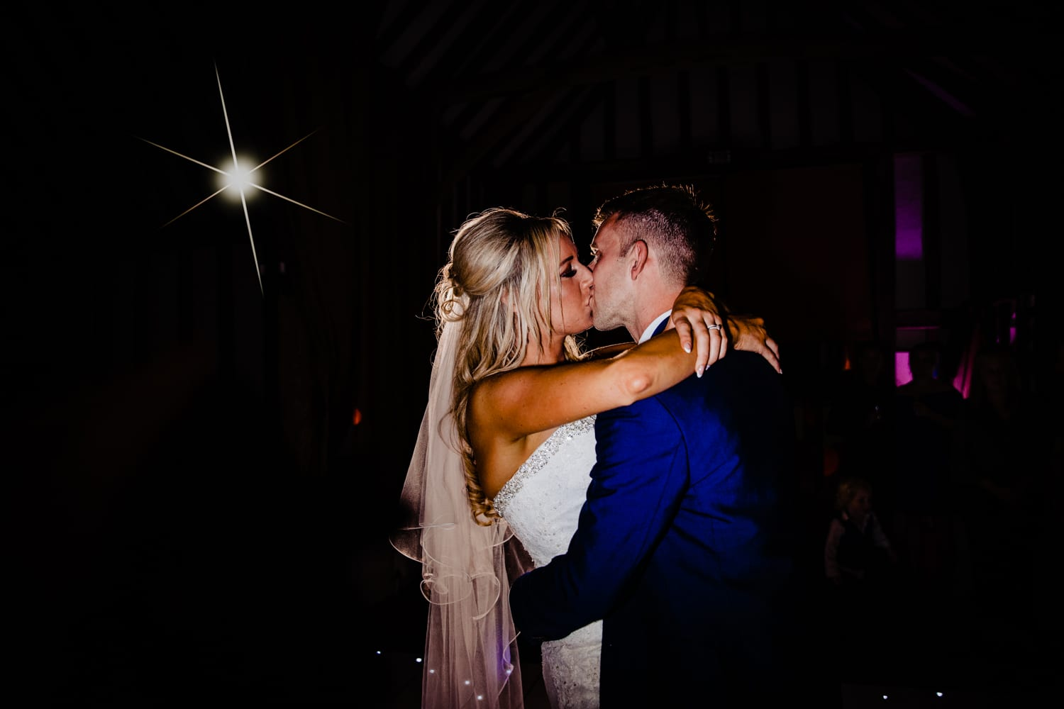 first dance bride and groom - wedding photography Essex