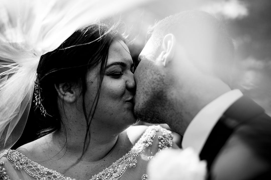 bride and groom at Essendon country club