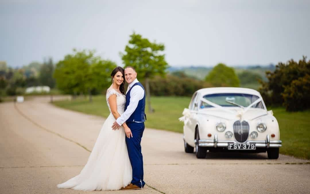 Keighley and Wayne – Blakes Golf Club Essex Weddings