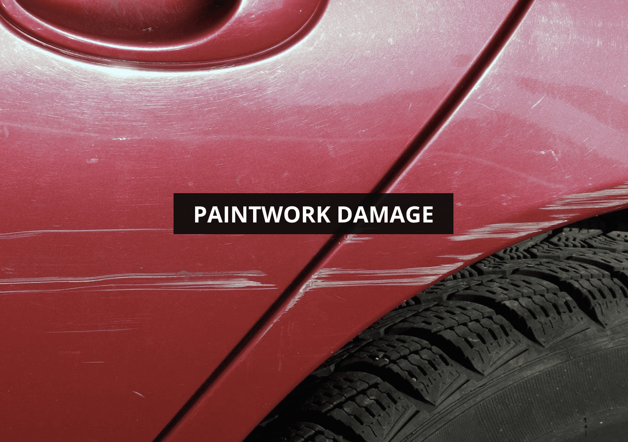 Car Paint Repair Essex