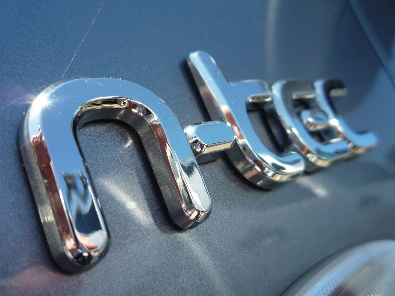 n-tec car badge