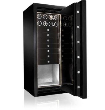 Black Gloss Safe