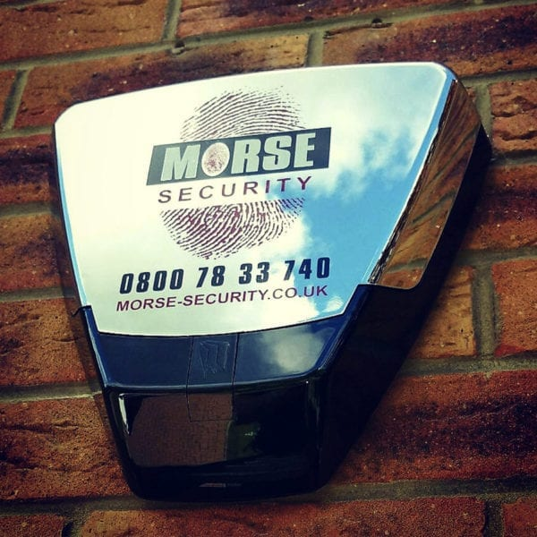 Morse Security Dummy Alarm Box 03
