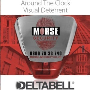 Morse Security Dummy Alarm Box 04