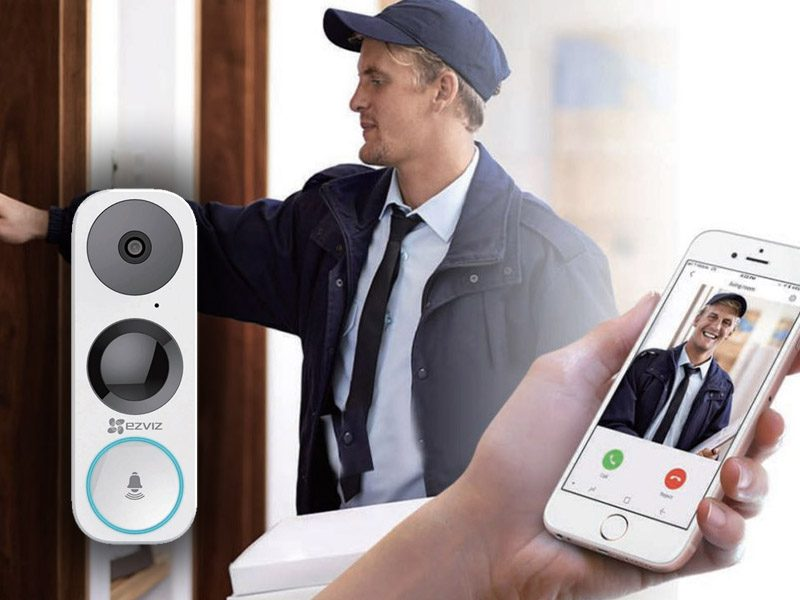EZVIZ DB1 Doorbell Special Offers